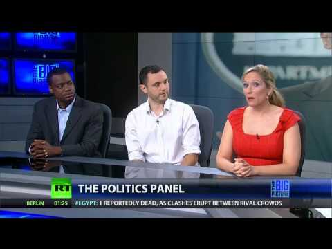 Full Show 8/13/13: North Carolina is #1...in Suppressing the Vote!