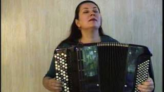 Jewish Klezmer song Chosen- Kalle Masel Tov  Bayan accordion