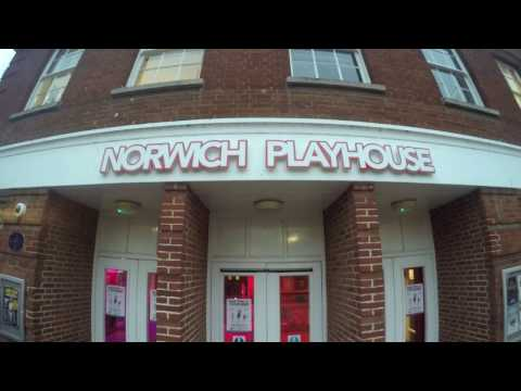 Visiting Norwich Playhouse - A Visual Story