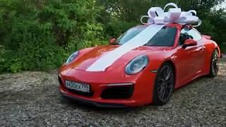Афоня Подарил Маме новый 911 Porsche! МЕЧТА ДЕТСТВА