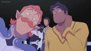 Voltron Crack | Darn it, Keith!