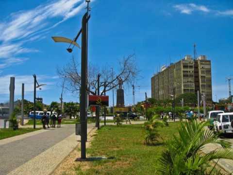 Angola Luanda - LUANDA MODERNA 2010