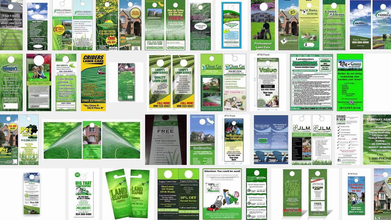 Lawn care advertising ideas - Lawn Care Advertising Ideas 55