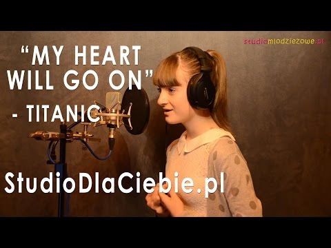 My Heart Will Go On (Titanic) - Céline Dion cover by Natalia
