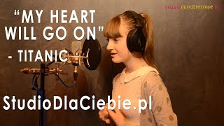 My Heart Will Go On (Titanic) - Céline Dion cover by Natalia Machelska