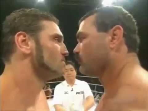 Ken Shamrock Highlight