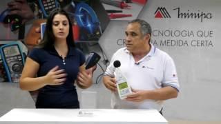 Decibelímetro Digital MSL-1360