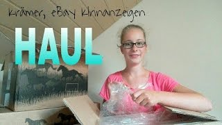 Krämer eBay Kleinanzeigen  UNBOXING Haul ~mit kleinem FAIL  Isländer zum Verlieben
