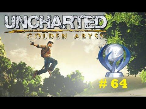 Uncharted abismo de oro - Trofeo Platino No. 64