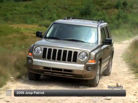 2009 Jeep Patriot Read Owner And Expert Reviews Prices