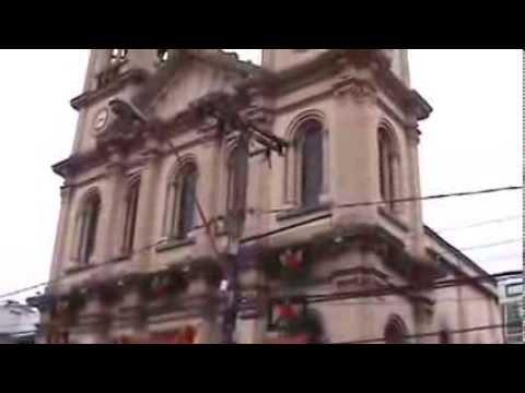 70ª Romaria Nossa Senhora Medianeira de Todas as Graças 2013   Na Catedral e o início da caminhad
