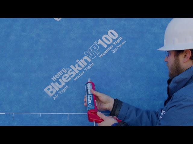 How to Repair a Tear in Blueskin VP100
