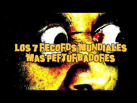 TOP: Los récords mundiales más perturbadores