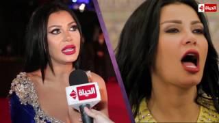 منى ممدوح عن فستانها في مهرجان القاهرة السينمائي: