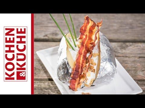 folienkartoffel | kochen und küche - youtube - Kochen Und Küche