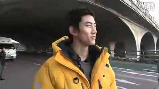 [Dream High Special Concert] Taecyeon & Suzy Dream High BTS Cut Part 2/2