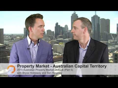 2015 Australian Property Market Outlook - Part 5| Darwin & Canberra Investment