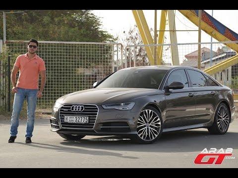 Audi A6 2015 اودي ايه6