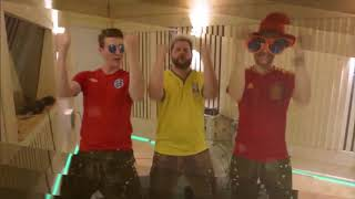 Live it up - Nicky Jam ft. Will Smith & Era Istrefi cover by Saubartln ft. sXamuel (FIFA WORLD CUP)