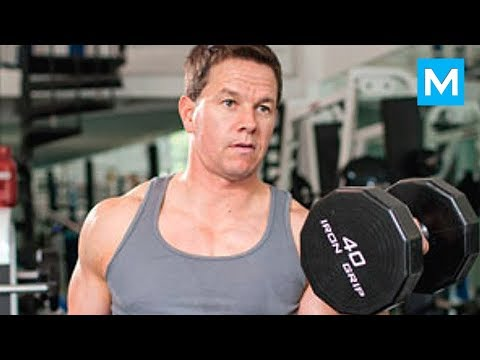 Mark Wahlberg Insane Workout  Muscle Madness