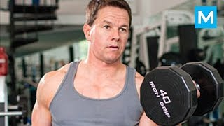Mark Wahlberg Insane Workout | Muscle Madness