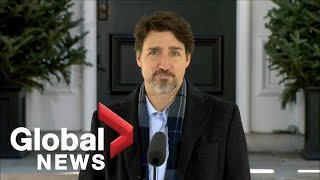 Coronavirus outbreak: Trudeau announces House of Commons to reconvene to pass legislation