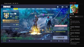 ON TROLL OF GENS ON FORTNITE BATTLE ROYALE!!!!!!!