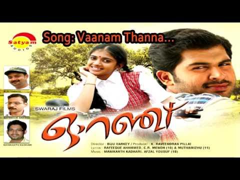 Vaanam thanna - Orange