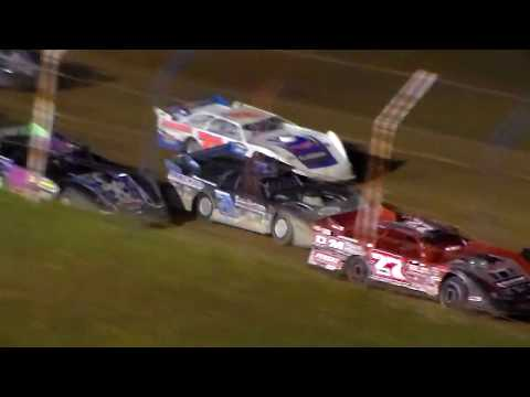 Dog Hollow Speedway - 8/18/17 Super Late Model Feature Race
