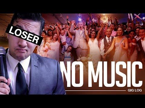 DJ GIG LOG: I'm a LOSER DJ (NERVOUS to DJ) | MUSIC STOPPED PLAYING 😔