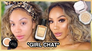 I Just Found Out I Have a Sister...   Get Ready with Me + Life Update