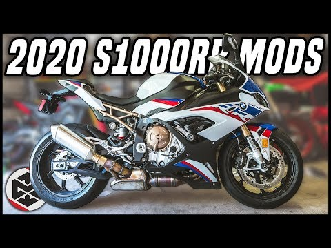 2020 BMW S1000RR M | NEW MODS INSTALLED!