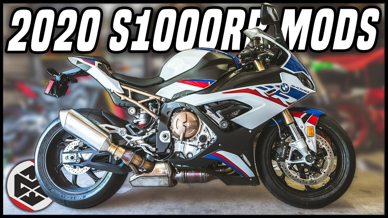 2020 Bmw S1000rr M New Mods Installed Youtube
