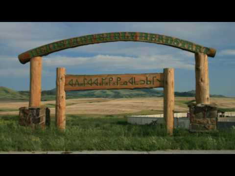 Box Elder, Montana & The Rocky Boy's Reservation