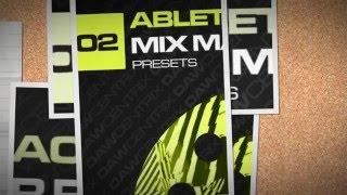 DAWcentrix 02: Ableton Racks MixMasterProcess Presets - By 5pinMedia