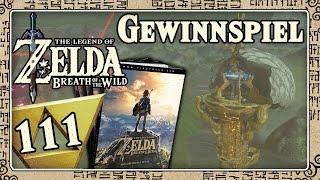 THE LEGEND OF ZELDA BREATH OF THE WILD Part 111: Zelda BotW Lösungsbuch Gewinnspiel!
