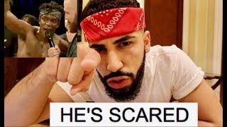 HERE'S WHY KSI IS SCARED.. (THE TRUTH)