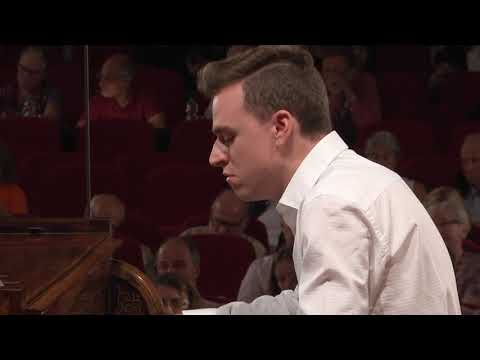 Matthias Nauwelaerts – F. Chopin, Etude in G flat major, Op. 10 No. 5 (First stage)