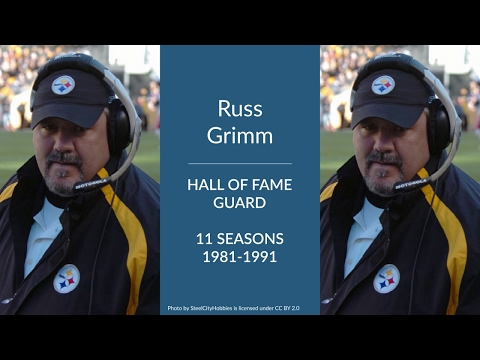 Russ Grimm: Hall of Fame Football Guard