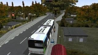 OMSI 2 Mapa Projekt Szczecin Linia 59-Plac Rodła Solaris Urbino 18 Euro 6 ZF Moki Mod