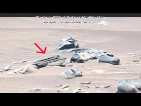 Mars: Not Rocks, Not Mesas, Not Artefacts - Hatcheries!