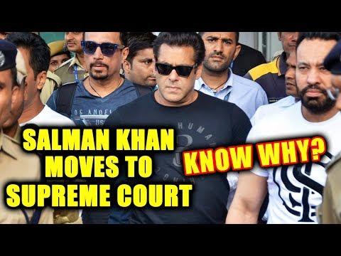Salman Khan Moves To Supreme Court Regarding FIR By Valmiki Samaj