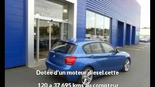 Bmw 120 occasion visible à Albi présentée par M auto albi
