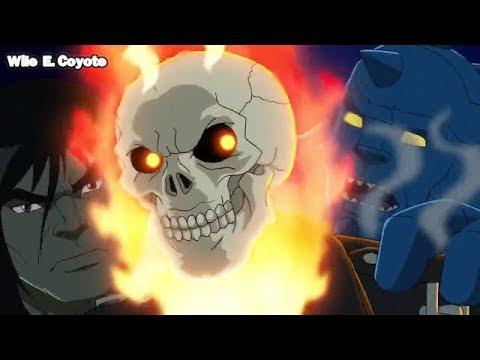 El Vengador Fantasma Aparece ♦ Hulk y los Agentes de Smash T02E24 ♦ Español Latino