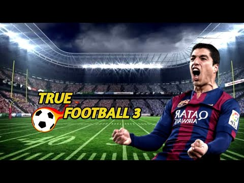 True Football 3 Mod APK Android Offline Download (Correct teams,logos   )
