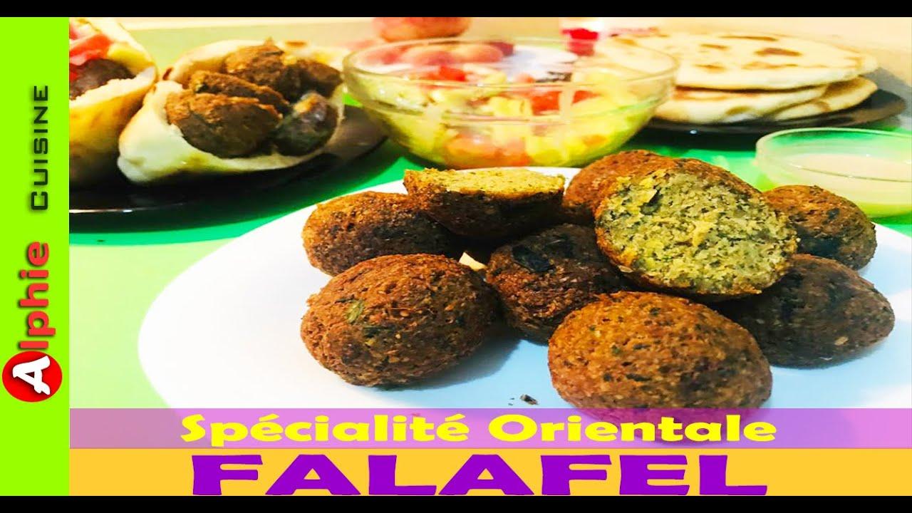 FALAFEL - Spécialité Orientale - Recette Facile et Rapide