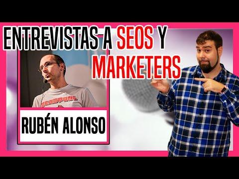Entrevista a Rubén Alonso - ¡Nos cuenta como lo petó en su blog!