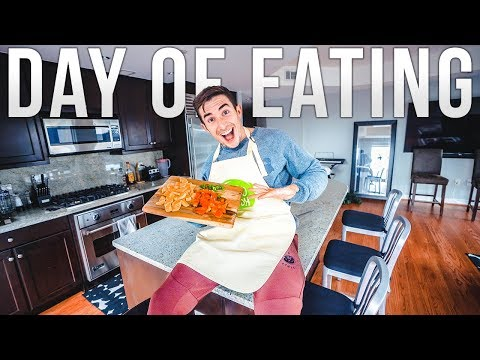 IIFYM FULL DAY OF EATING 112