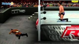 smackdown vs raw 2011 road to wrestlemania chris jericho vs kofi kingston