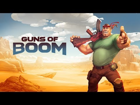GUNS OF BOOM LATE AND LIVE!